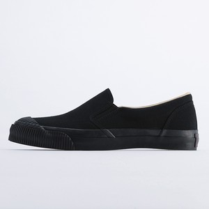 SHELLCAP MOULD SLIPON-KURO×BLACK
