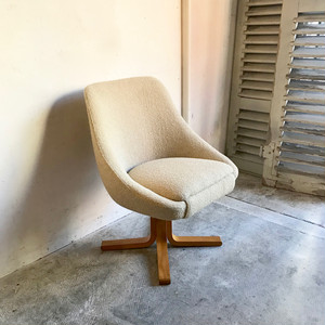 Bentwood Leg Lounge Chair 70's オランダ
