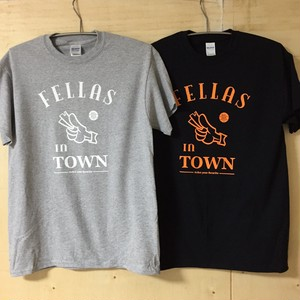 MADE day MAIDER「Fellas In Town」Short Sleeve Tee