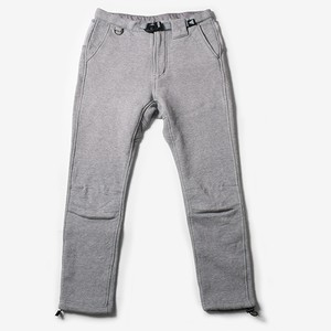 MMA Wakayama Sweat Mesh Pocket Jogger (Mix Gray)