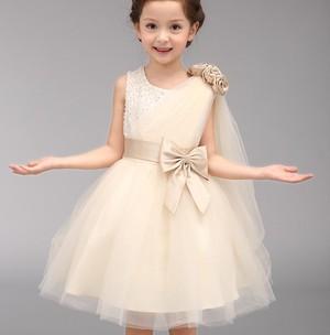 8491子供ドレス キッズドレス ベビードレス チュールドレス  ジュニア 女の子ドレス フォーマルドレス ワンピース