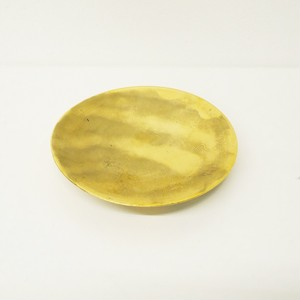 豆皿 ( B.Gold ) / 金澤宏紀