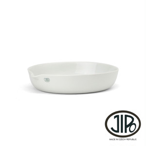 "JIPO Evaporating Dish Low Spout ""208/5"" / 250ml"