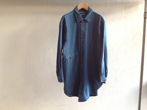 "69 SIXTY-NINE""LOW POCKET BUTTON DOWN"""