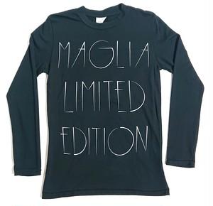 MAGLIA(マリア) ロンT LIMITED ブラック