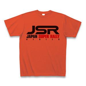 JSR 日本スーパーラリーシリーズ Tシャツ レッド