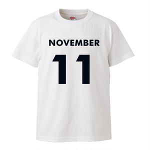 11月11日