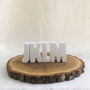 アロマハイストーン (アルファベット・大文字)J〜M