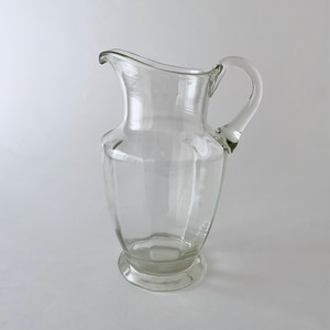 Vintage Clear jug  ヴィンテージのジャグ 3