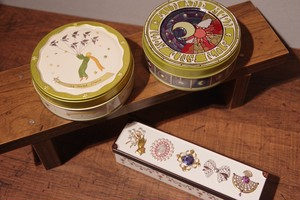 3種のお菓子缶セット