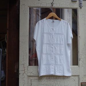 Center pleats Shirt / センター プリーツ シャツ