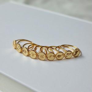 K10 Initial Ring [WM-RG806]