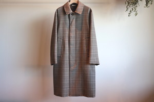 『LENO』Stand Fall Collar Coat
