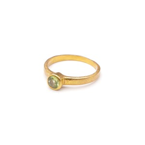 SINGLE PETIT STONE NON-ADJUSTABLE RING 072