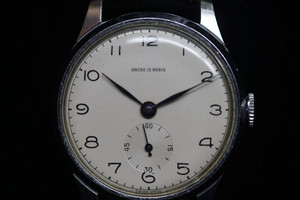 ANCRE / 1940's watch