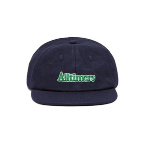 ALLTIMERS / WOOL CAP -NAVY-