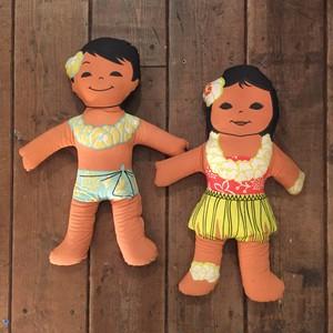 1970's C&H Sugar Huggable Dolls