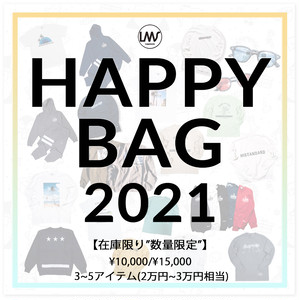 【2021 HAPPY BAG】/¥10,000