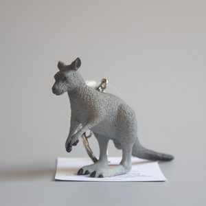"""Animal Keyring """"Kangaroo"""" アニマルキーリング """"カンガルー"""""""