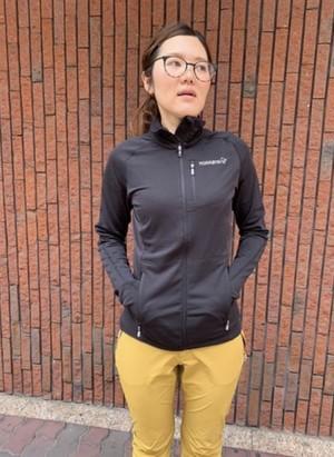 【NORRONA】bitihorn warm1 stretch Jacket(W)