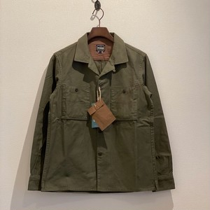 SQUARE POCKET BS SHIRTS (OLIVE) / LOST CONTROL