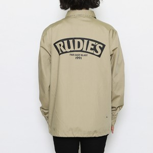 RUDIE'S / ルーディーズ | SLICK COACH JACKET - Beige