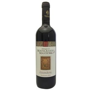トスカーナ・ロッソ(赤)750ml/モンテ・オリヴェート・マッジョーレ修道院ワイン