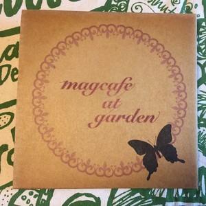3分間のHELLO, far away, / magcafe at garden