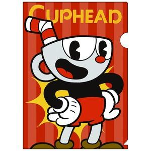 CUPHEAD ( カップヘッド ) A4クリアファイル③ / エンスカイ