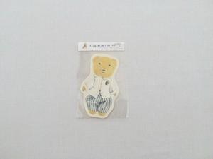 su-su ぐりくまちゃんカード どんぐり(グラン)