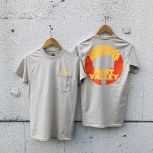 KENT VALLEY - GRAPHIC T-SHIRTS (SAND) + ALBUM DL CODE
