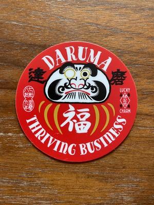 DARUMA (S size) / ステッカー