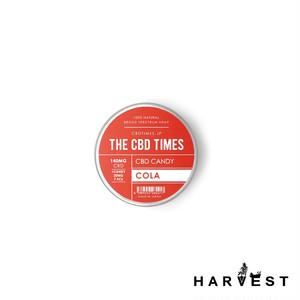 "【THE CBD TIMES】CBDCANDY 140MG ""COLA"""