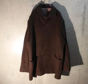 Wool Poly Loose Jacket