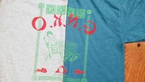 G.N.K.O 昼寝と中華と夏 Tシャツ