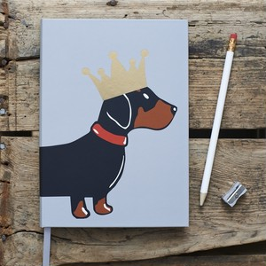 Sweet William 【Dachshund】Notebook