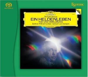 【ESOTERIC SACDソフト】R.シュトラウス:交響詩《英雄の生涯》/ 交響詩《死と浄化》