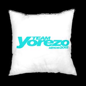 TEAM Yorezo クッションカバー