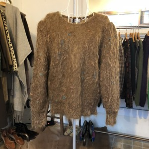 80's Mohair Sweater