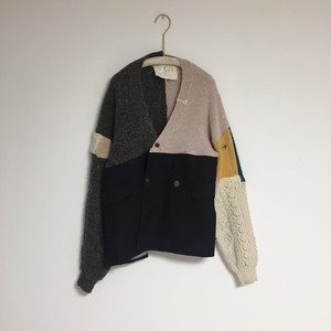 nisai ニットジャケット