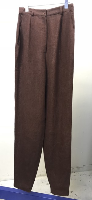 1980s CALVIN KLEIN COLLECTION TROUSERS