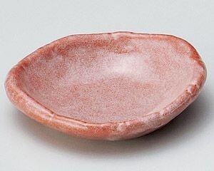 【半額セール】赤楽小皿【美濃焼】