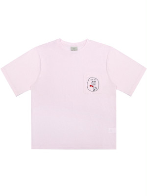 【Mogu Takahashi】POCKET T SHIRT DO IT