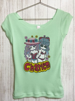 Hysteric summer girl Tシャツ