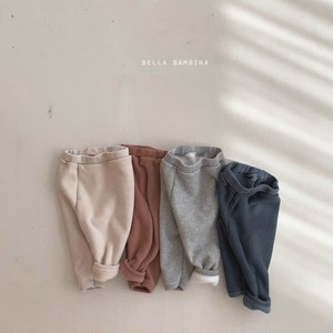 =sold out= rib mink leggings〈BELLA BAMBINA〉【baby】
