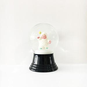 風船と赤ちゃん スノードーム PERZY社 M