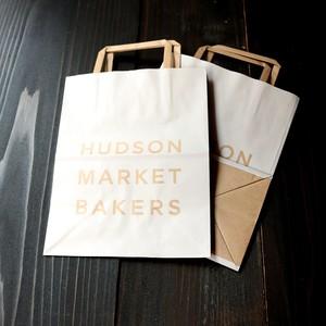 PAPER BAG 紙手提げ袋 2枚