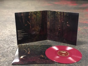 "3rd Album ""TO LIVE IS TO DIE, TO DIE IS TO LIVE"" Blood red LP"