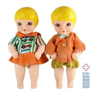 ケナー ジェネラルミルズ シップアロング サム&スー 人形 1972