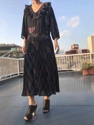 Susan freis black Dress